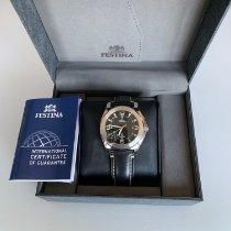 Festina Steel 44mm Automatic pre-owned