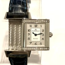 Jaeger-LeCoultre Reverso Lady Steel 21mm Silver Arabic numerals United States of America, New York, New York