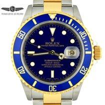 Rolex Submariner Date 16613 2006 new