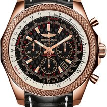 Breitling Bentley B06 Rose gold 44mm Black No numerals United States of America, New Jersey, Princeton