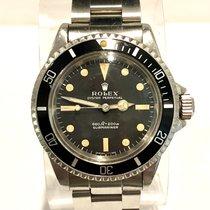 Rolex Submariner (No Date) Steel United States of America, New York, New York