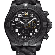 Breitling Avenger Hurricane 50mm Black Arabic numerals United States of America, New Jersey, Princeton