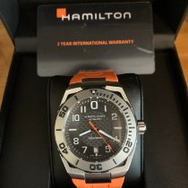 Hamilton new Automatic 42mm Steel Sapphire crystal