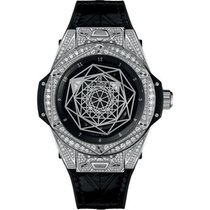 Hublot Big Bang Sang Bleu Steel 39mm Black United States of America, New York, New York