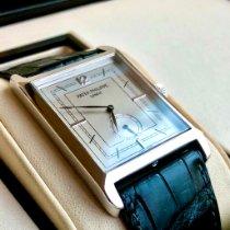Patek Philippe Gondolo 5109P Very good Platinum Manual winding