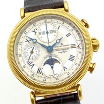 Jacques Lemans Yellow gold 39mm Automatic 530 pre-owned