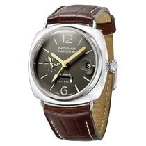 Panerai Special Editions Platinum 45mm Brown United States of America, New York, New York