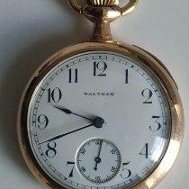 Waltham Oro amarillo 33,6mm Cuerda manual AL 6897 usados España, SANTA MARTA DE TORMES