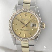 Rolex Oyster Perpetual Date 1505 1977 gebraucht
