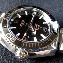 Omega Seamaster Planet Ocean Steel Black Arabic numerals United States of America, Virginia, Virginia Beach