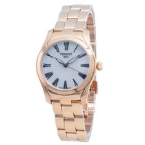 Tissot T-Wave Gold/Steel 30mm Mother of pearl Singapore, Singapore