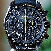 Omega Speedmaster Professional Moonwatch Керамика 44.2mm Прозрачный