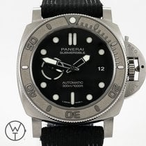Panerai Luminor Submersible neu 2019 Automatik Uhr mit Original-Box und Original-Papieren PAM 00984