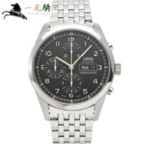 Oris Steel 44mm Automatic 675 7515 4064 M pre-owned