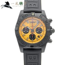 Breitling Chronomat 44 Blacksteel Acero 44mm