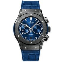 Hublot Classic Fusion Chronograph Ceramic 42mm Blue United Kingdom, London