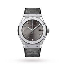 Hublot Classic Fusion Racing Grey Titanium 42mm Grey No numerals United Kingdom, London