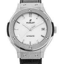 Hublot Classic Fusion 45, 42, 38, 33 mm Titanium 38mm Silver United Kingdom, London