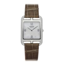 Hermès Cape Cod Steel 29mm White Arabic numerals United States of America, Pennsylvania, Bala Cynwyd