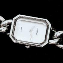 Chanel Acier Quartz Blanc 20mm occasion Première