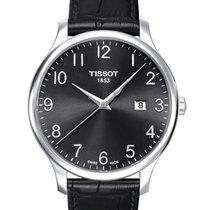 Tissot Tradition nuevo 2018 Cuarzo Reloj con estuche original T0636101605200