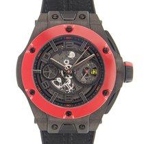 Hublot 402.QF.0110.WR Carbone 2020 Big Bang Ferrari 45mm nouveau