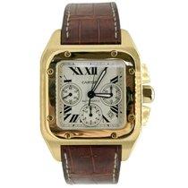 Cartier Santos 100 W20096Y1 pre-owned