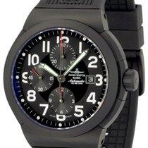 Zeno-Watch Basel 6454TVD-Bk-A1 Új Tantál Automata