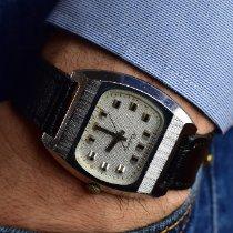 Minimalist TV Shaped Wristwatch 1978 usados