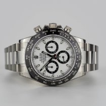 Rolex Daytona nuevo 2018 Automático Cronógrafo Reloj con estuche y documentos originales 116500LN