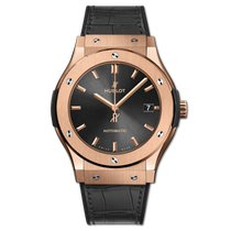 Hublot Red gold Automatic new Classic Fusion Racing Grey