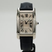 Cartier Tank Américaine new Automatic Watch only WSTA0018