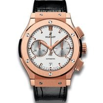 Hublot Red gold Automatic new Classic Fusion Chronograph
