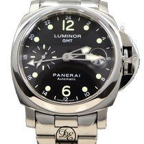Panerai Luminor GMT Automatic Steel 40mm Black United States of America, Florida, Boca Raton