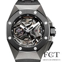 Audemars Piguet Royal Oak Concept Titanio 44mm Transparente Sin cifras