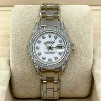 Rolex Lady-Datejust Pearlmaster White gold United States of America, California, Los Angeles