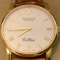 Rolex Cellini 32mm Or Romains France, Paris