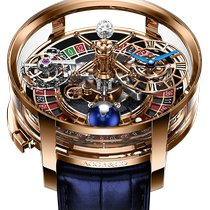 Jacob & Co. Astronomia Rose gold 47mm Transparent Roman numerals United States of America, New York, New York