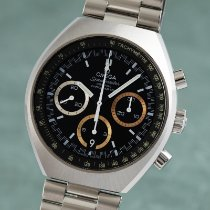 Omega Speedmaster Mark II Zeljezo 46mm Crn