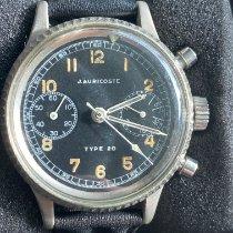 Auricoste 好 銀 38mm 手動發條