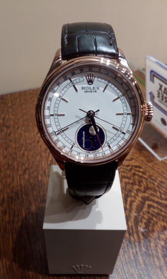 Rolex Cellini Moonphase 50535 новые