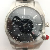 Dior Chiffre Rouge Staal Zwart