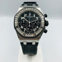 Audemars Piguet 26048.SK.ZZ.D002CA.01 Zeljezo 2012 Royal Oak Offshore Lady 37mm rabljen