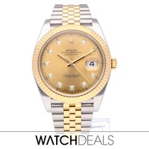 Rolex Datejust II 126333 2016 occasion