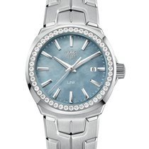 TAG Heuer Link Lady Steel 32mm Mother of pearl