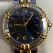 Maurice Lacroix Calypso Gold/Stahl 36mm