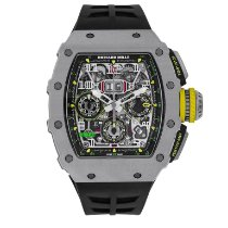 Richard Mille Titanium RM 011 44.5mm pre-owned