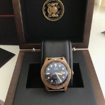Oris Carl Brashear pre-owned 40mm Buckle