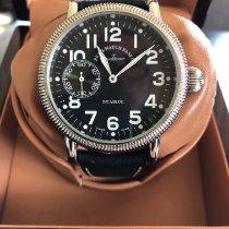Zeno-Watch Basel 48mm Χειροκίνητη εκκαθάριση Herrenuhr Nostalgia XL 88078-a1 καινούριο Ελλάδα, rethymno