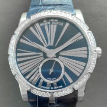 Roger Dubuis Excalibur Steel 36mm Blue United States of America, Florida, Aventura